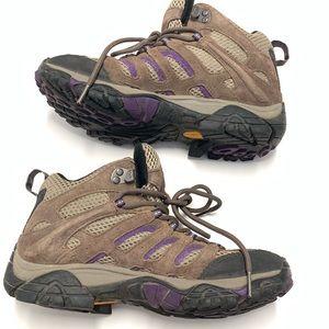 Merrell Shoes - Merrell Moab 2 Ventilator Mid Hiking Shoes